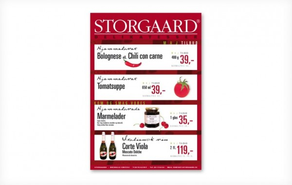 Annonce: Storgaard