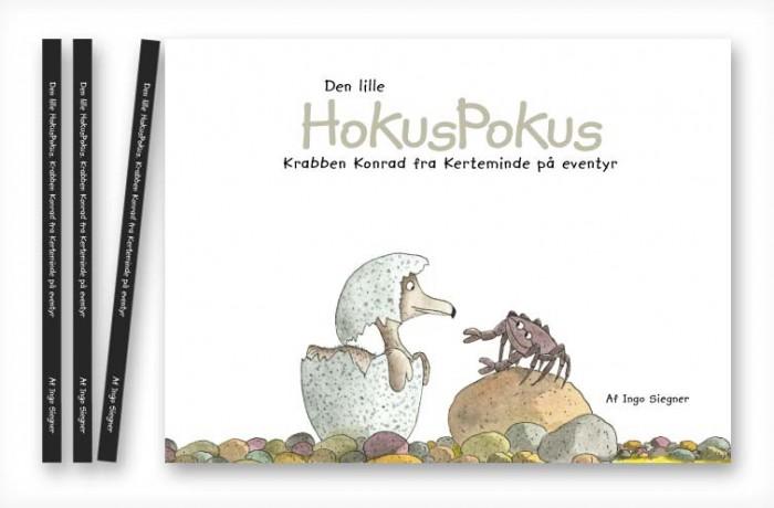 Bog: Den lille Hokus Pokus