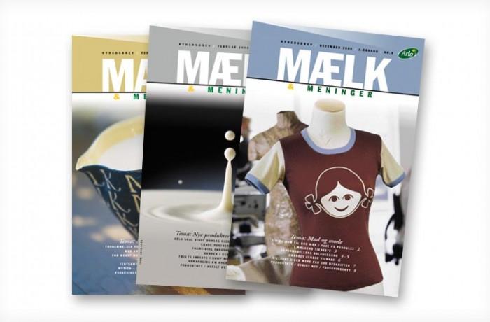Magasin: Mælk & Meninger
