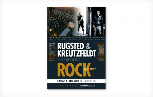 Plakat: Rugsted & Kreutzfeldt
