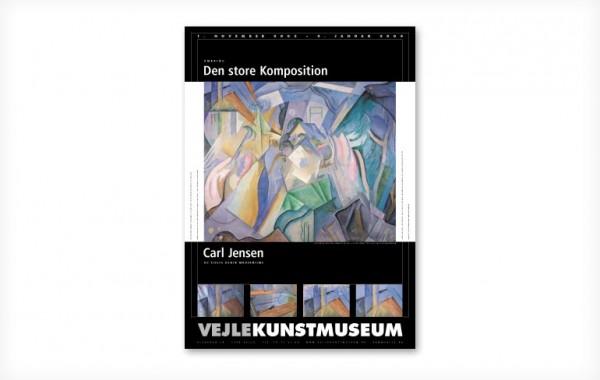 Plakat: Carl Jensen